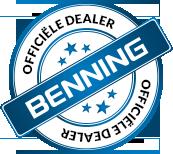 Officiële Benning dealer